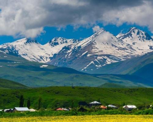 aragats-in-armenia