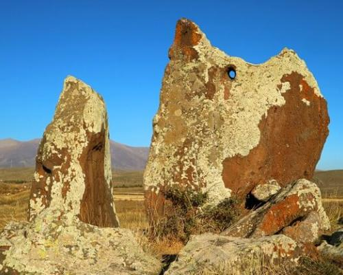 Discover the Armenian Stonehenge
